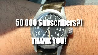 50,000 Subscribers!?  THANK YOU!!! 2 Hour Live-Stream Celebration!