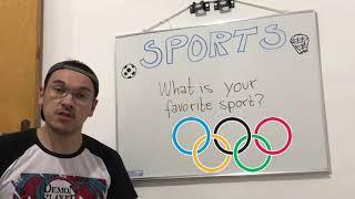 Olympic Sports | Elementary school activity