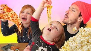 Cooking with Adley THE MOVIE!! enjoy 2 HOURS of Learning to make food, cook, and party (Mom Hands)