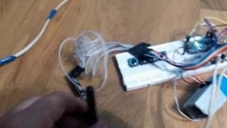NRf24l01+ arduino microphone
