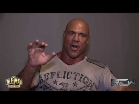 "Kurt Angle - ""Chris Benoit more intense than Brock Lesnar"""