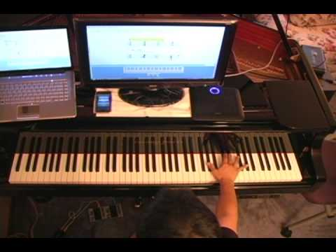 Clair de lune from Scratch: Piano Lesson #34, Measures 25-26