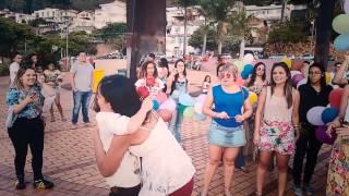 ENGAGEMENT -  Felipe e Bianca  Belo Horizonte MG   Praça do Papa