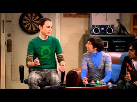 """The Big Bang Theory """"El equipo sheldon"""""""