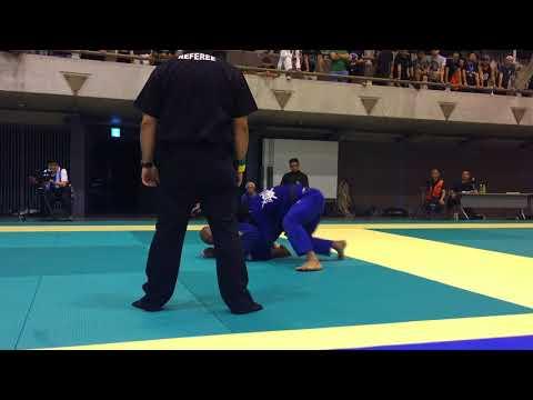 Lucas Barbosa vs Igor Silva  Asian Championship