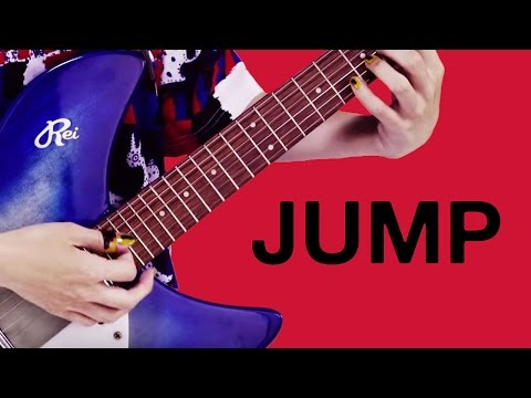 "Rei ""JUMP"" (Official Music Video)"