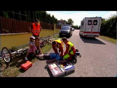Erste-Hilfe-Kurzfilm: Verletzungen