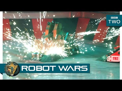 Robot Wars: Grand Finale 2016 Battle Recaps - BBC Two