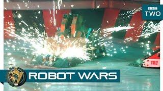 Robot Wars: Grand Finale 2016 Battle Recaps - BBC Two