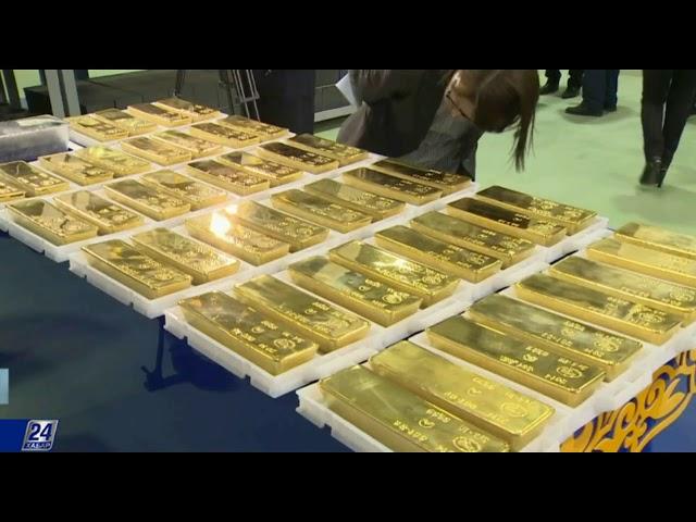 Драгоценные металлы растут в цене