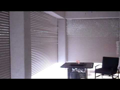 Rolling Shutter, Security Shutter Patio Enclosure