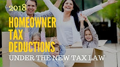 Tax Deductions for Homeowners & First-Time Home Buyers | simpleetax