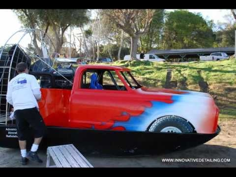 Ultimate Car Build Off  Drive on Water by Innovative Detailing