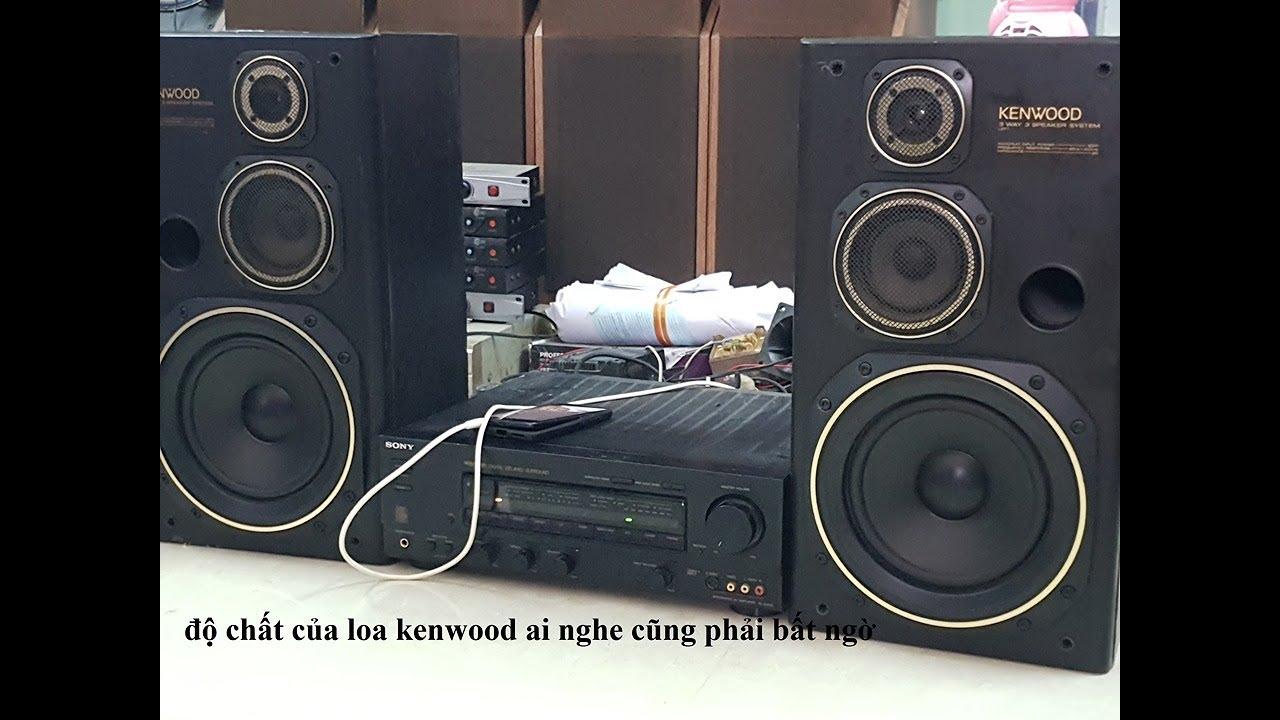 Loa dàn KENWOOD bãi nhật sịn giá 2tr3 || 0392861825