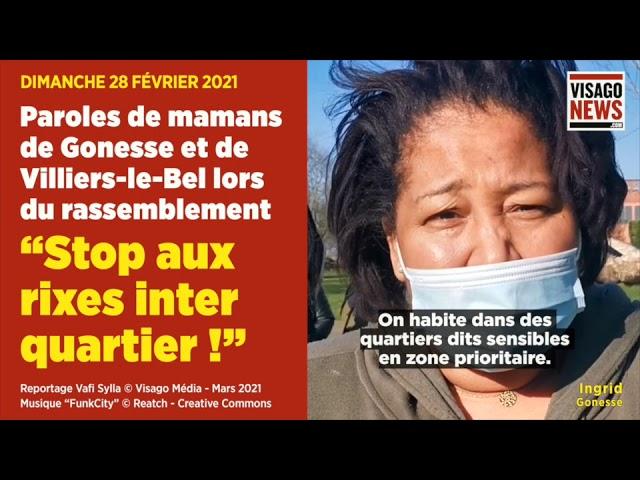 """""""Stop aux rixes inter-quartier"""""""