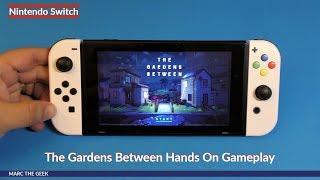 Nintendo Switch: The Gardens Between Hands On Gameplay