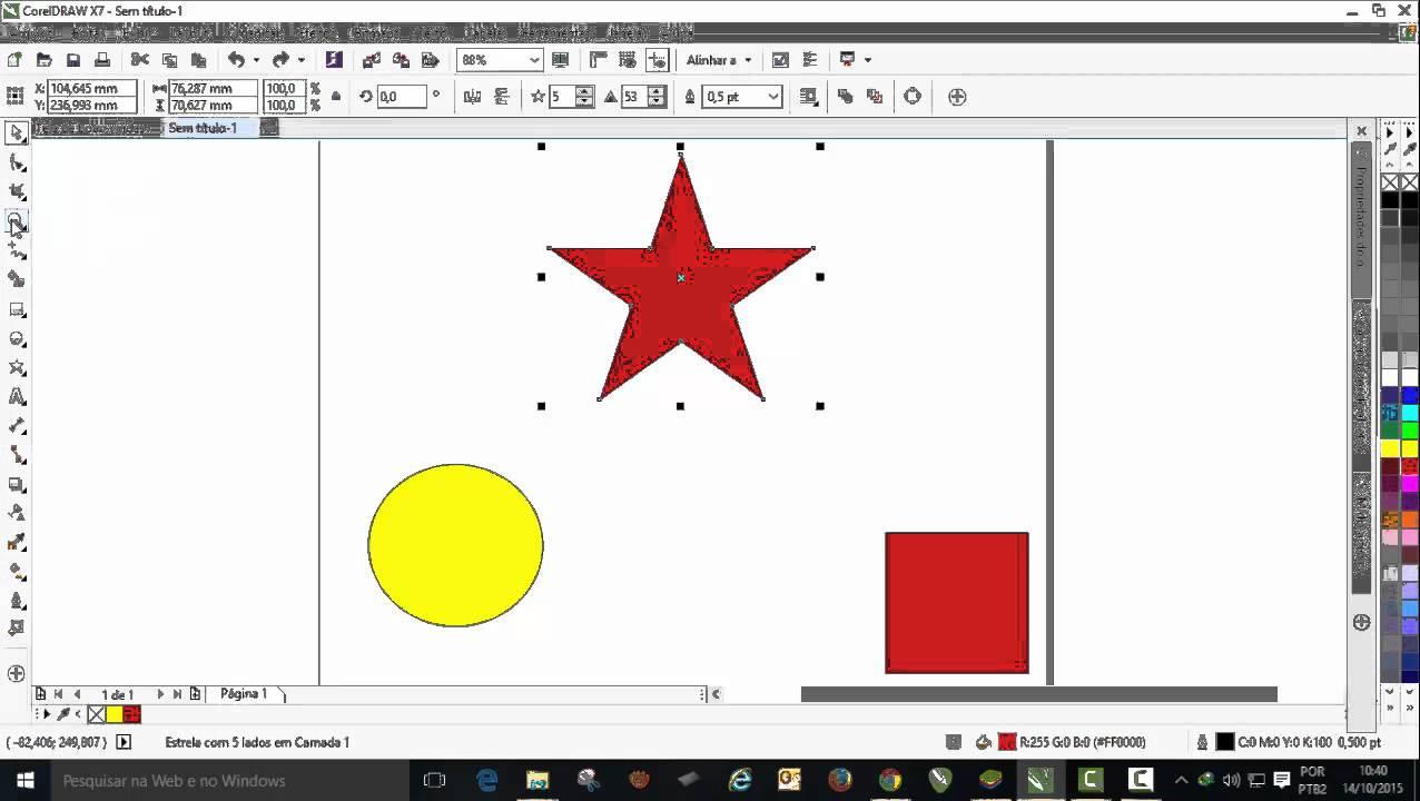 curso de coreldraw x7 para iniciante, ferramenta zoom aula 17 youtubecurso de coreldraw x7 para iniciante, ferramenta zoom aula 17