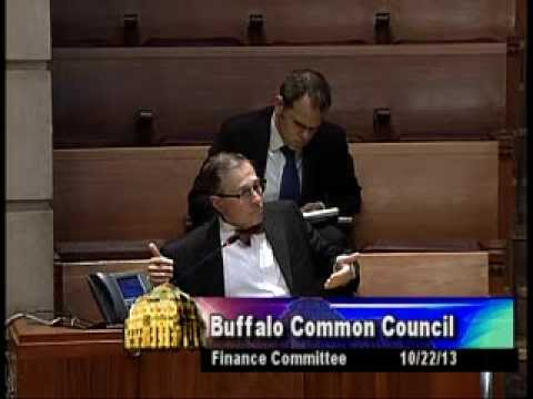 Finance Committee meeting on the Erie Basin Marina, Part 2