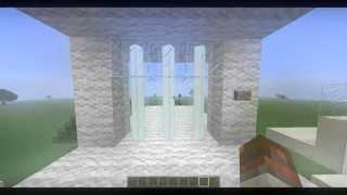 Механизмы Minecraft - Лазерная дверь/Laser door 1.6+(Механизмы Minecraft - Лазерная дверь 2х3 1.6+. Она же дверь на лазерах. Впервые в Minecraft. Minecraft laser door for minecraft 1.6. Дверь..., 2013-08-20T18:46:30.000Z)