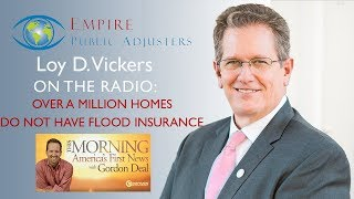 What to Do If You Don't Have Flood Insurance | Loy Vickers, Empire Public Adjusters