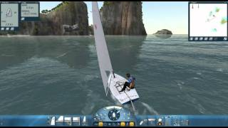 Virtual Sailing - Sail Simulator