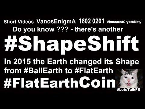 16020201 ShapeShift Crypto Currency Flat Earth Coin Money Trade Market P2P Blockchain Bitcoin