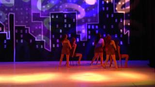 """ A little party never killed nobody"" Fergie- coreografia Sara Mantese Demi"