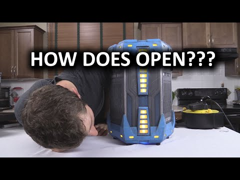 Intel Space Capsule Unboxing!
