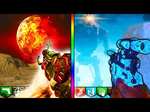 MOON & ORIGINS | FULL EASTERS EGGS | SOLO DLC5 | BLACK OPS 3 ZOMBIES CHRONICLES