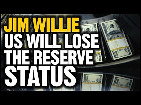 JIM WILLIE - US WILL LOSE THE RESERVE STATUS (November 2016) (NEW)