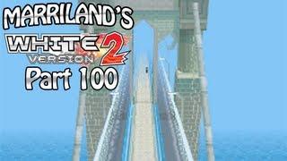 Pokemon White 2, Part 100: Eevee + Skyarrow Bridge