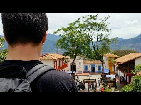 TRAVEL VLOG: 10 Things To Do In Medellin, Colombia!