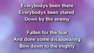 Sara Bareilles - Brave (karaoke - lyrics)