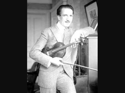 Lalo : Symphonie Espagnole in D minor, Op. 21