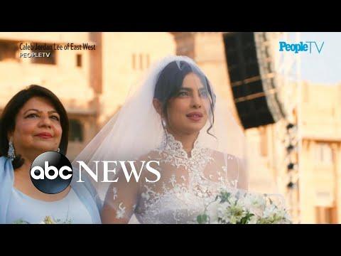 Jenni Chase - See Priyanka Chopra's STUNNING wedding dress!