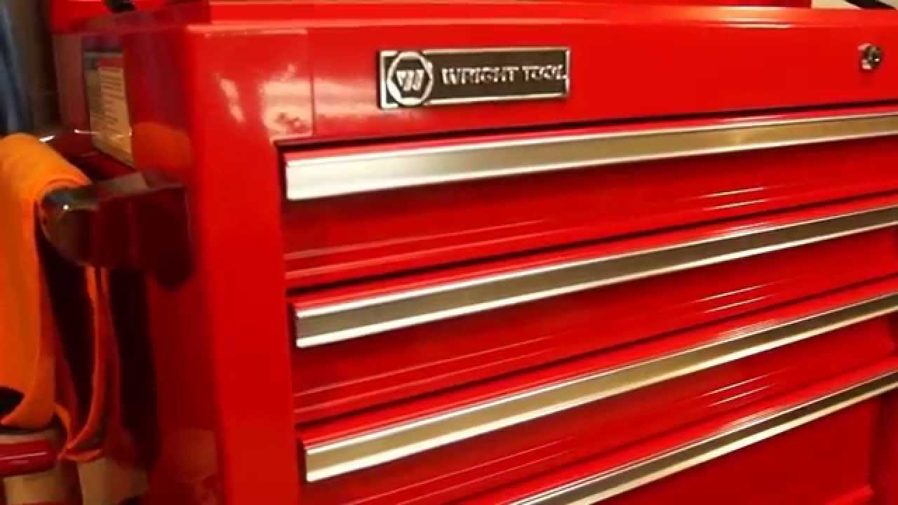 Harbor Freight 44 Quot Industrial Tool Chest 1 Year Update
