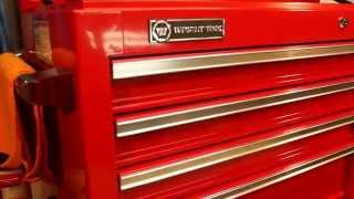 Harbor Freight 44 Industrial Tool Chest 1 year update