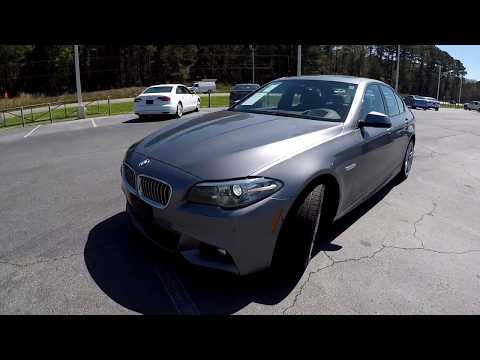 Walkaround Review of 2015 BMW 535i R04000