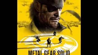Metal Gear Solid: Peace Walker OST Music - Koi no Yokushiryoku