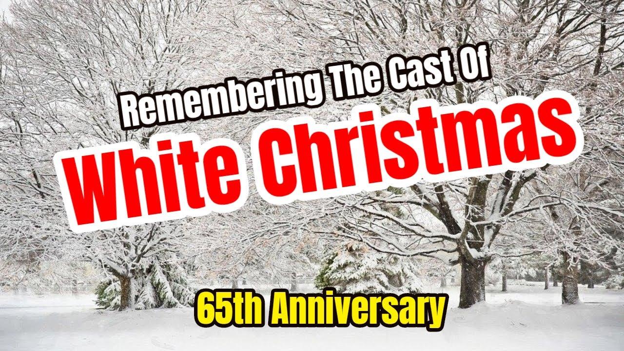 Famous Graves - WHITE CHRISTMAS Cast