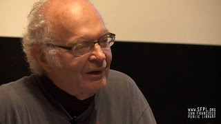 """Donald Knuth """"32 Years of Metafont"""" at the San Francisco Public Library"""