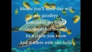 One Hello - videoke W/Lyrics