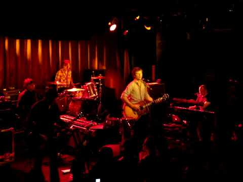Bell x1 -  Next to you / Snakes & Snakes  - Live @ Paradise Club boston