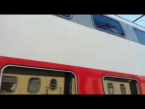 Фирменный поезд Москва-Воронеж-Москва