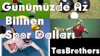 Günümüzde Az Bilinen Spor Dalları