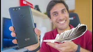 Este Smartphone é SUPER LEVE !! Elephone P8 Mini (Unboxing)