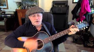 Video 1431 -  All Along The Watchtower -  Bob Dylan cover with guitar chords and lyrics download MP3, 3GP, MP4, WEBM, AVI, FLV Mei 2018