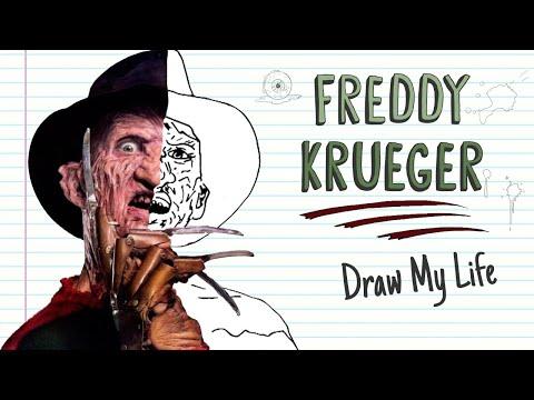 FREDDY KRUEGER | Draw My Life