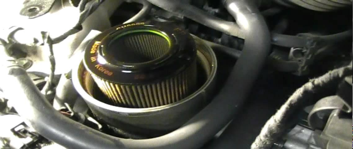 2013 Hyundai Veracruz Engine Diagram How To Change The Engine Oil On A 2009 Hyundai Santa Fe