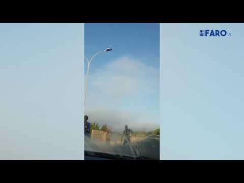 Entran 200 subsaharianos a Melilla tras un salto a la valla: uno de ellos ha fallecido